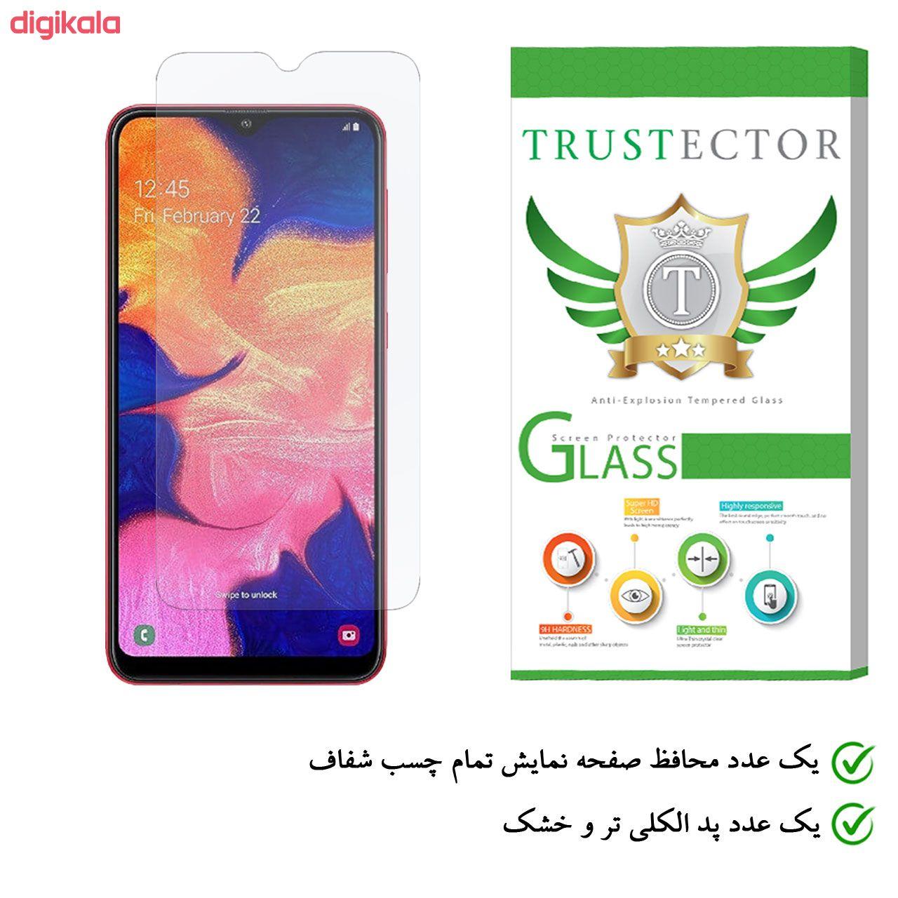 محافظ صفحه نمایش تراستکتور مدل GLS مناسب برای گوشی موبایل سامسونگ Galaxy A10 main 1 8