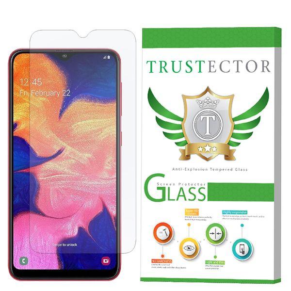 محافظ صفحه نمایش تراستکتور مدل GLS مناسب برای گوشی موبایل سامسونگ Galaxy A10
