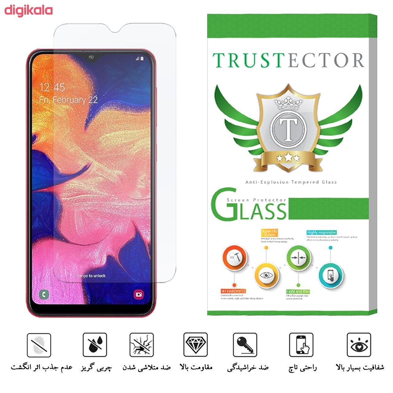 محافظ صفحه نمایش تراستکتور مدل GLS مناسب برای گوشی موبایل سامسونگ Galaxy A10 main 1 9