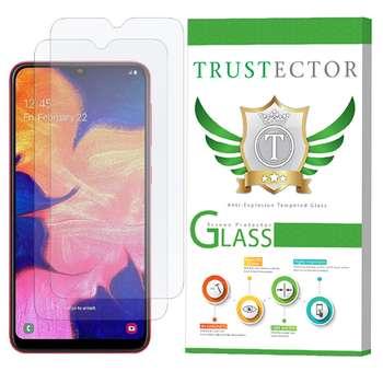 محافظ صفحه نمایش تراستکتور مدل GLS مناسب برای گوشی موبایل سامسونگ Galaxy A10 بسته 2 عددی