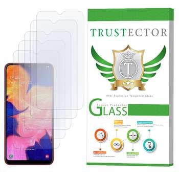 محافظ صفحه نمایش تراستکتور مدل GLS مناسب برای گوشی موبایل سامسونگ Galaxy A10 بسته 5 عددی
