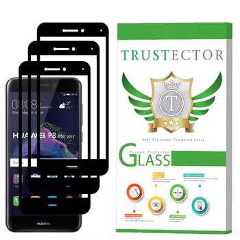 محافظ صفحه نمایش تراستکتور مدل GSS مناسب برای گوشی موبایل هوآوی P8 Lite 2017 / آنر 8Lite بسته 3 عددی