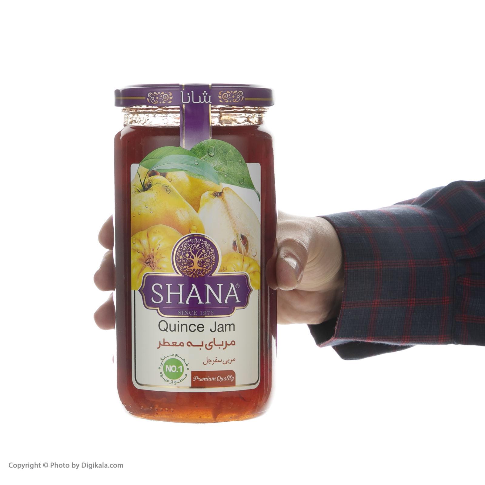مربا به معطر شانا - 840 گرم main 1 4