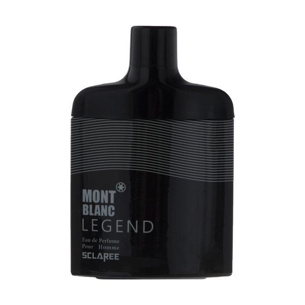 ادو تویلت مردانه اسکلاره مدل مون بلان Legend حجم 85 میلی لیتر