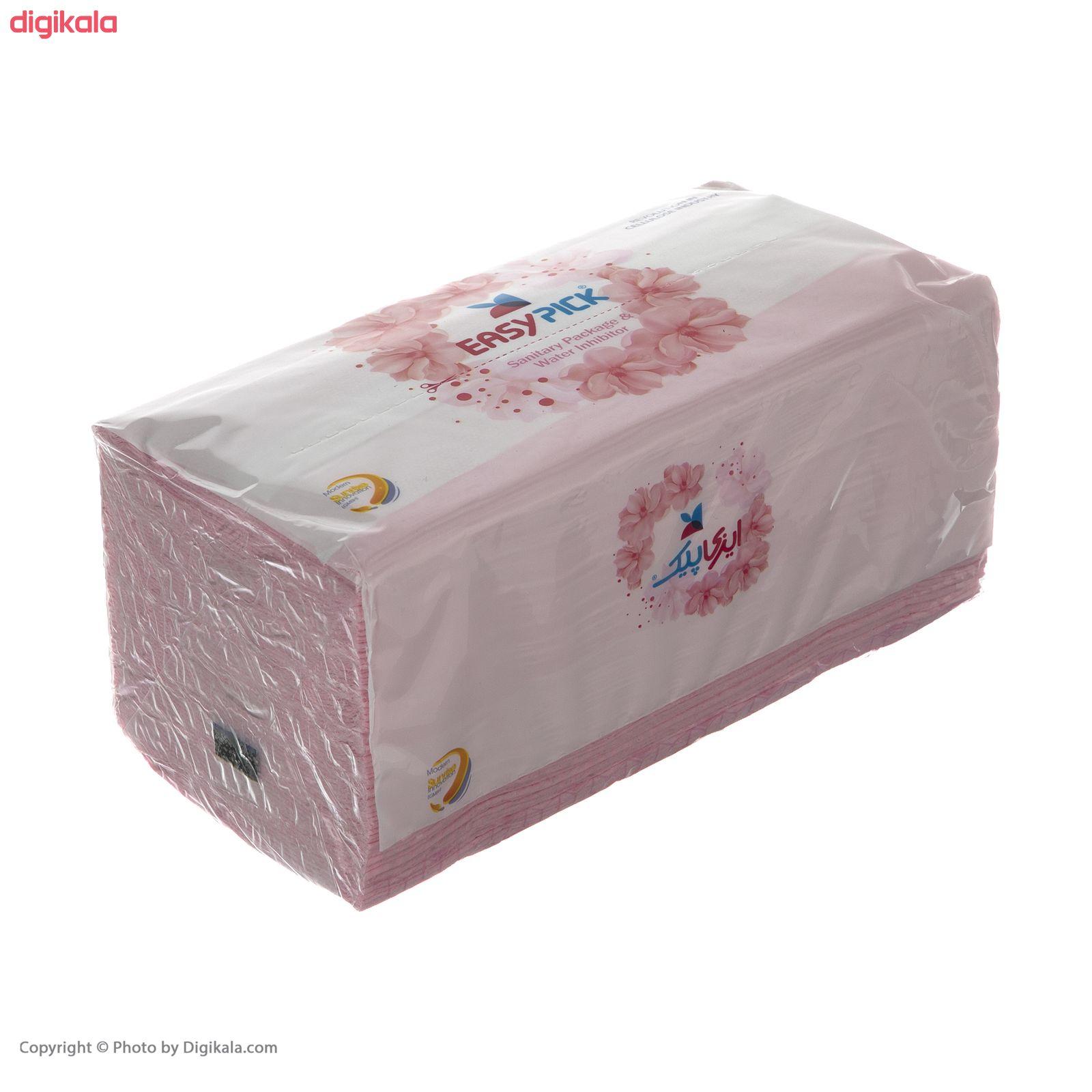 دستمال کاغذی 150 برگ ایزی پیک مدل Luxury بسته 8 عددی main 1 3