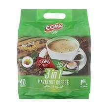 قهوه فندقی کوپا مدل 3in1 بسته 40 عددی