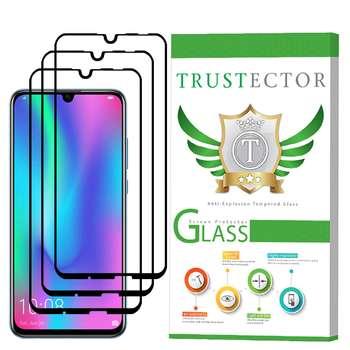 محافظ صفحه نمایش تراستکتور مدل GSS مناسب برای گوشی موبایل آنر 10Lite بسته 3 عددی