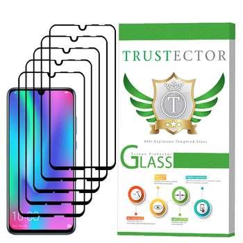 محافظ صفحه نمایش تراستکتور مدل GSS مناسب برای گوشی موبایل آنر 10Lite بسته 5 عددی