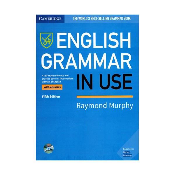 کتاب English Grammar In Use اثر Raymond Murphy انتشارات جنگل