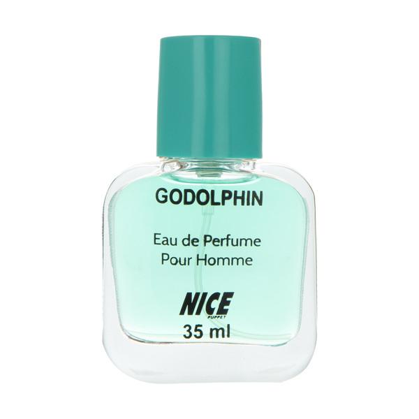 عطر جیبی مردانه نایس مدل Godolphin حجم 35 میلی لیتر