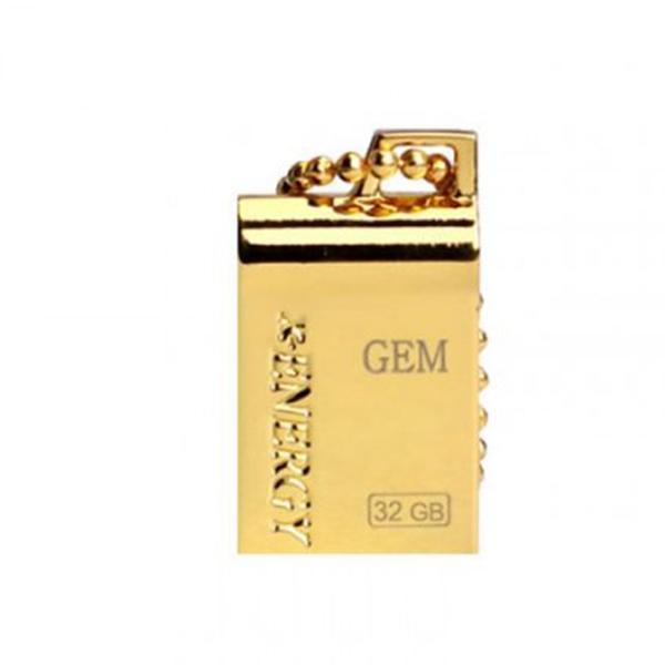 فلش مموری ایکس-انرژی مدل GOLDEN GEM-B ظرفیت 32 گیگابایت