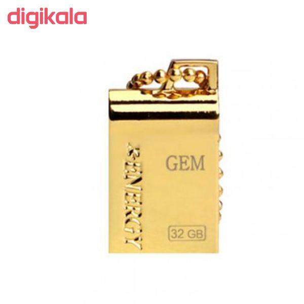 فلش مموری ایکس-انرژی مدل GOLDEN GEM ظرفیت 32 گیگابایت main 1 4