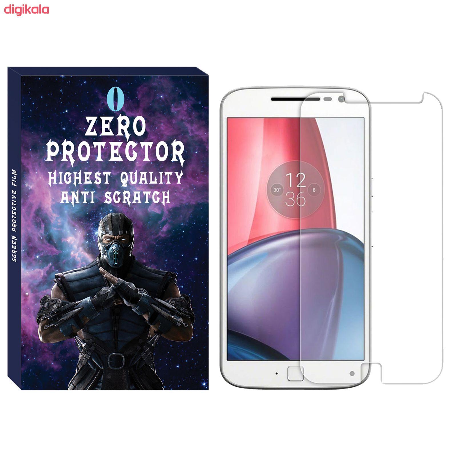 محافظ صفحه نمایش زیرو مدل SDZ-01 مناسب برای گوشی موبایل موتورولا Moto G4 Plus main 1 1