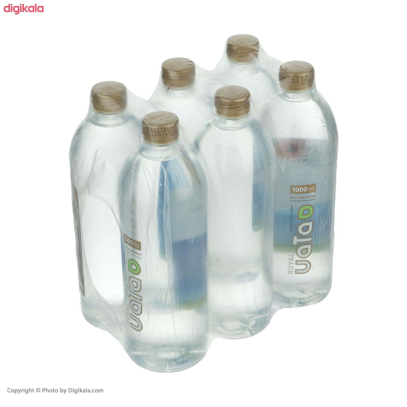 آب معدنی رویال واتا حجم 1000 میلی لیتر بسته 6 عددی main 1 1
