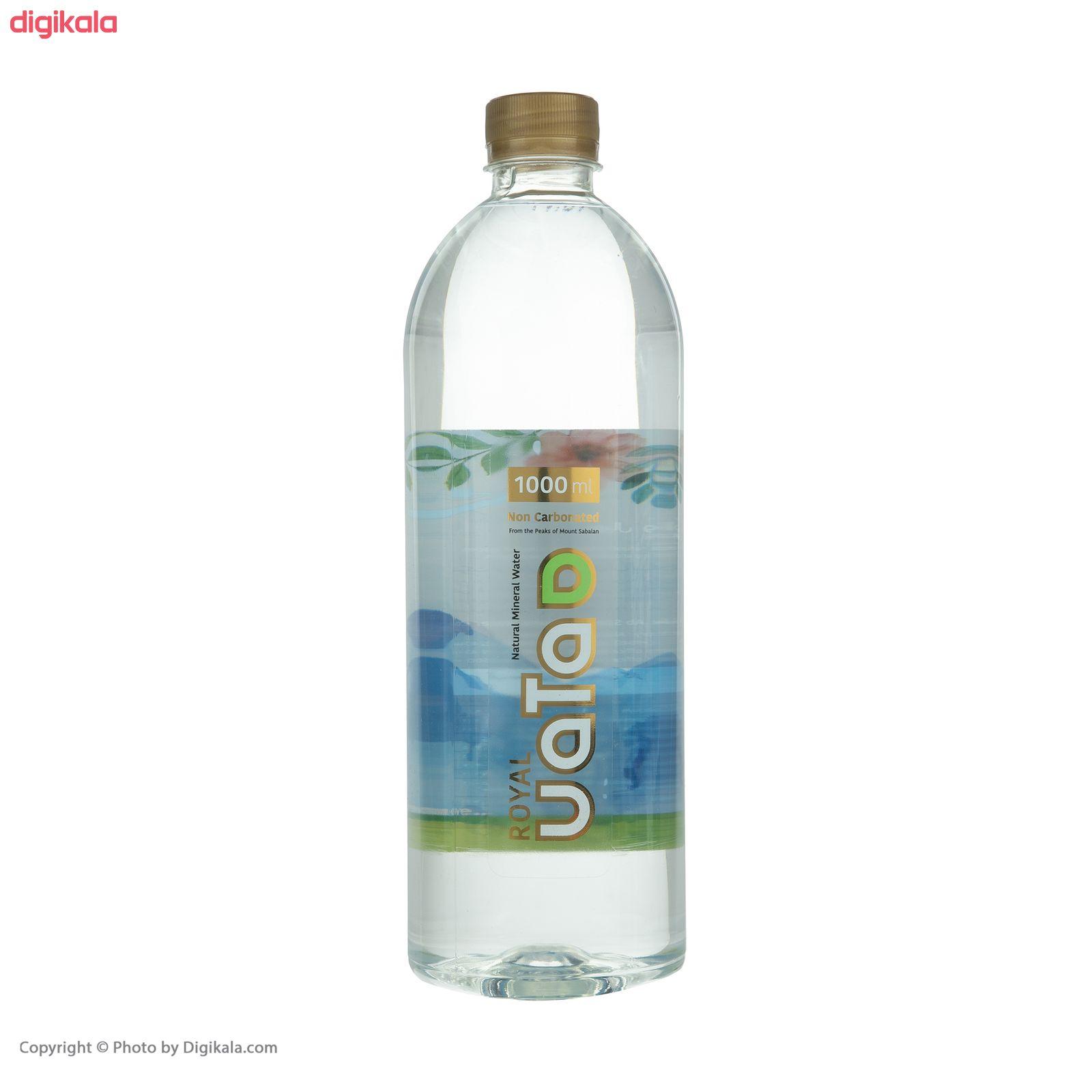 آب معدنی رویال واتا حجم 1000 میلی لیتر بسته 6 عددی main 1 2