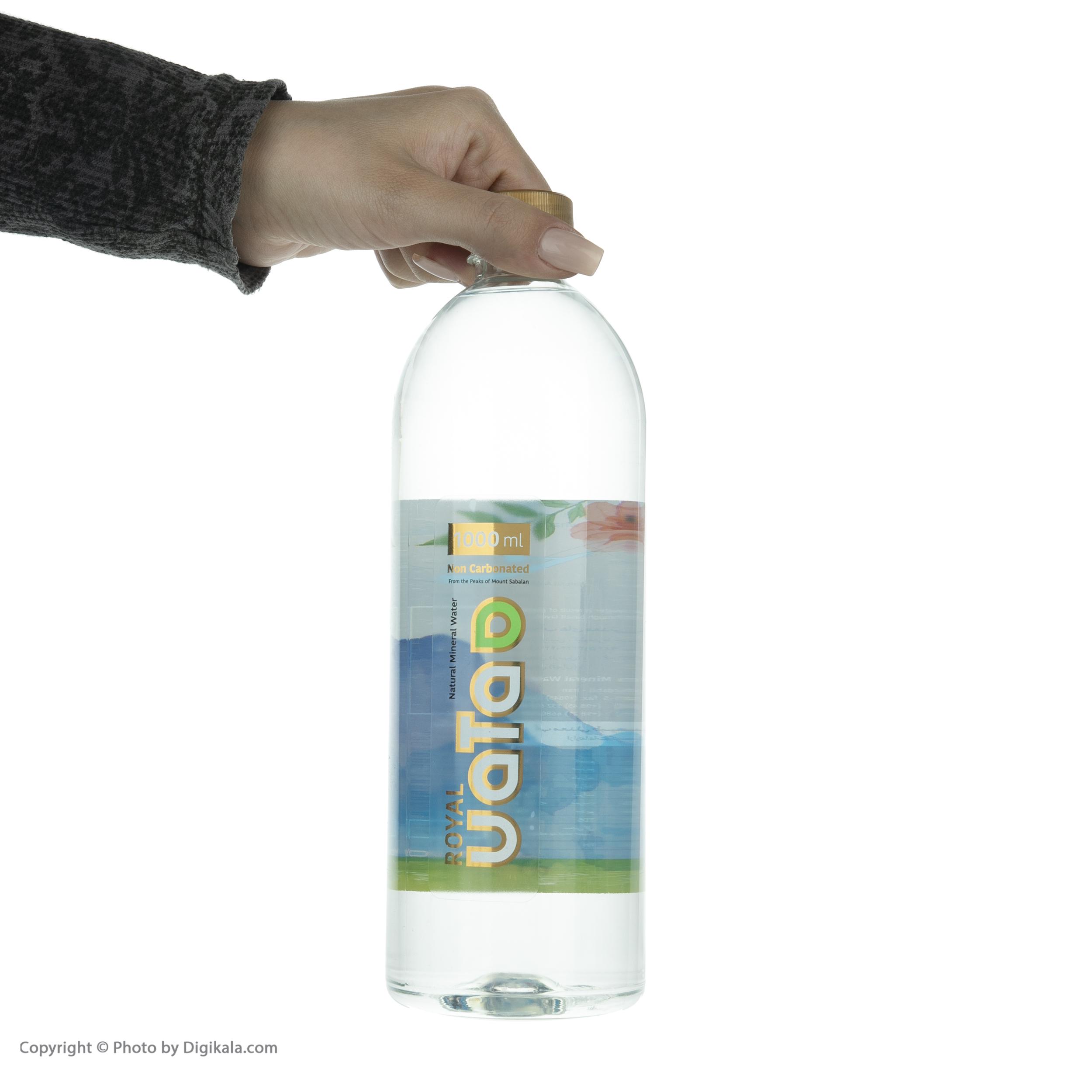 آب معدنی رویال واتا حجم 1000 میلی لیتر بسته 6 عددی main 1 7