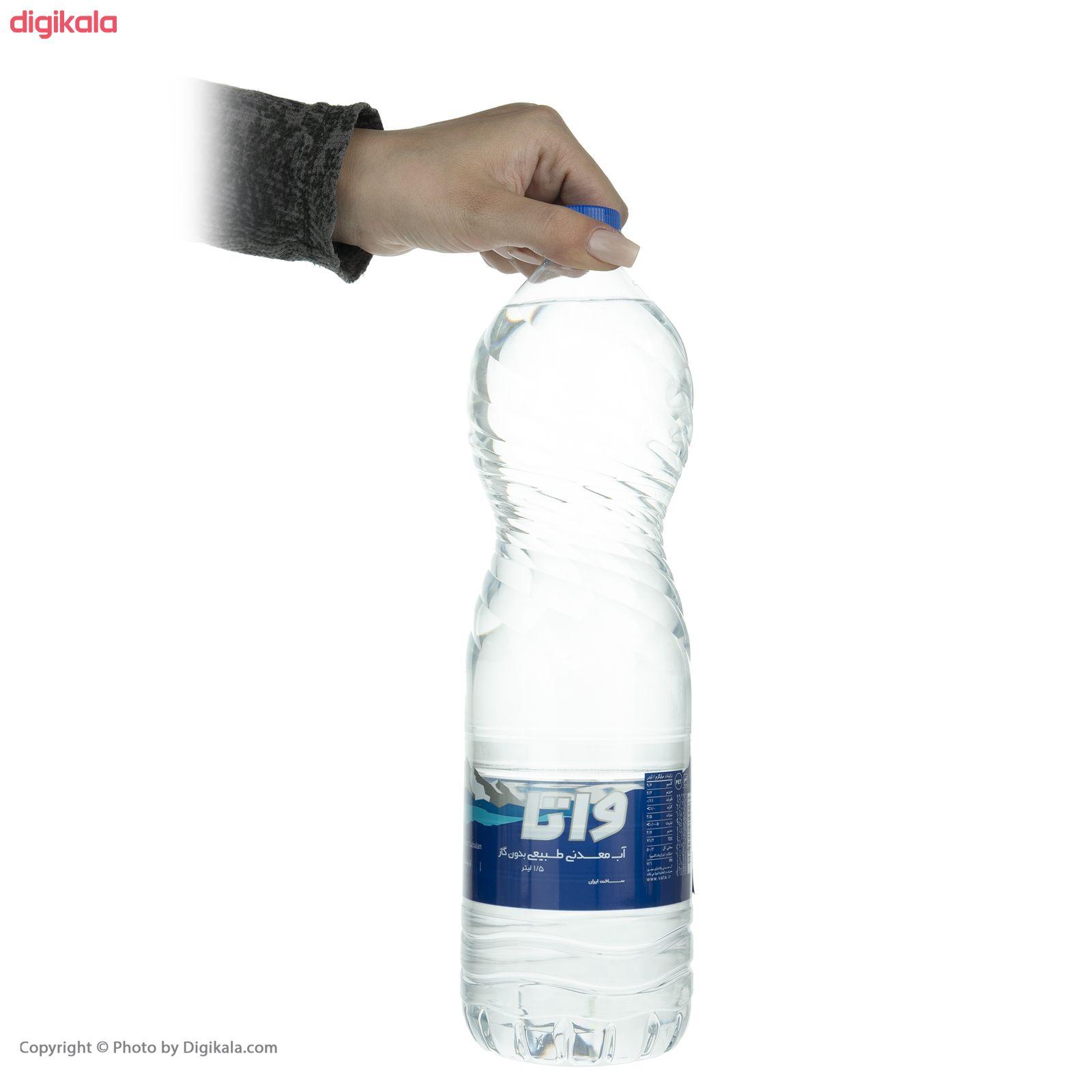 آب معدنی واتا حجم 1500 میلی لیتر بسته 6 عددی main 1 4