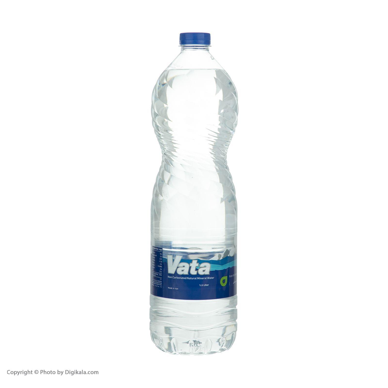 آب معدنی واتا حجم 1500 میلی لیتر بسته 6 عددی main 1 8
