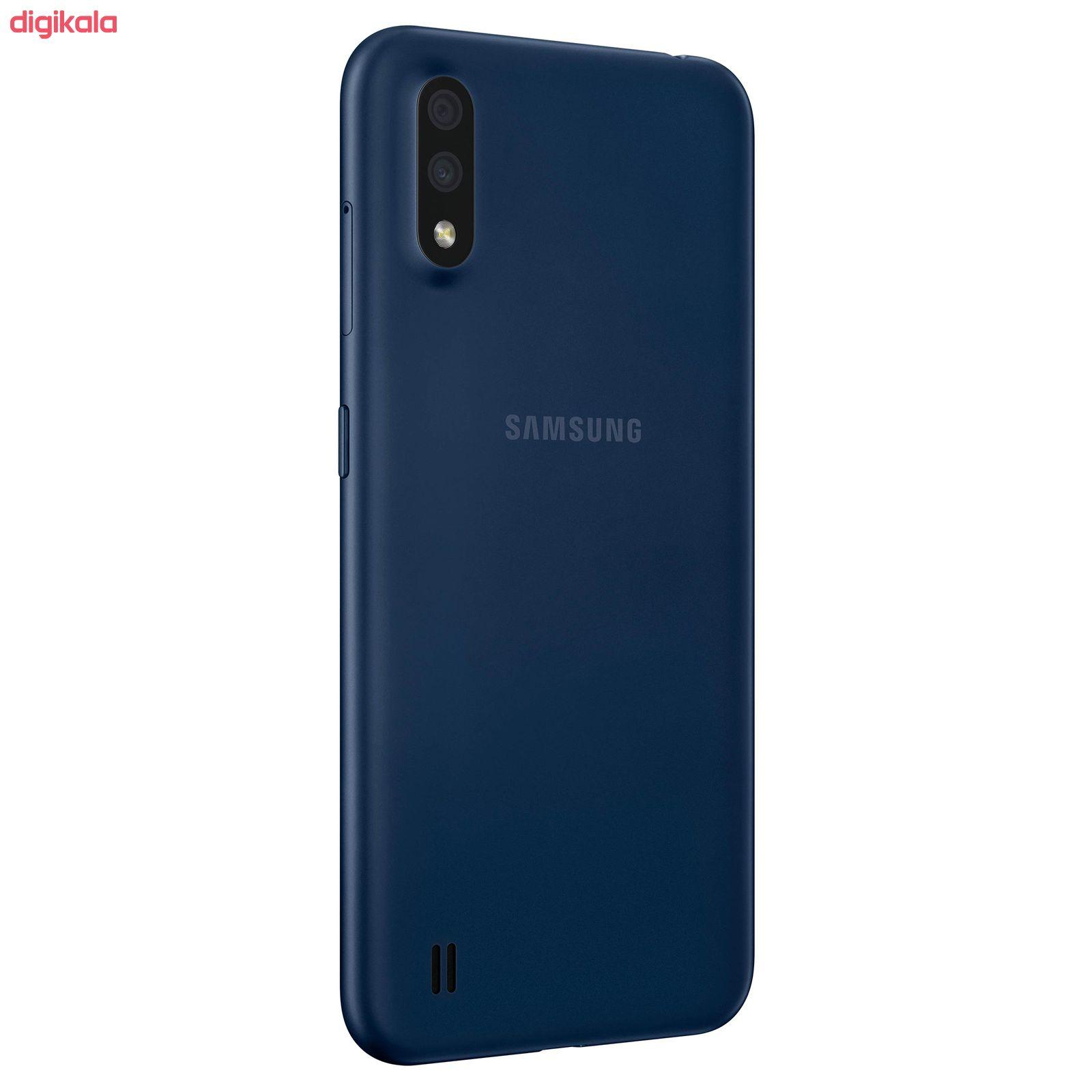 گوشی موبایل سامسونگ مدل Galaxy A01 SM-A015F/DS دو سیم کارت ظرفیت 16 گیگابایت main 1 2