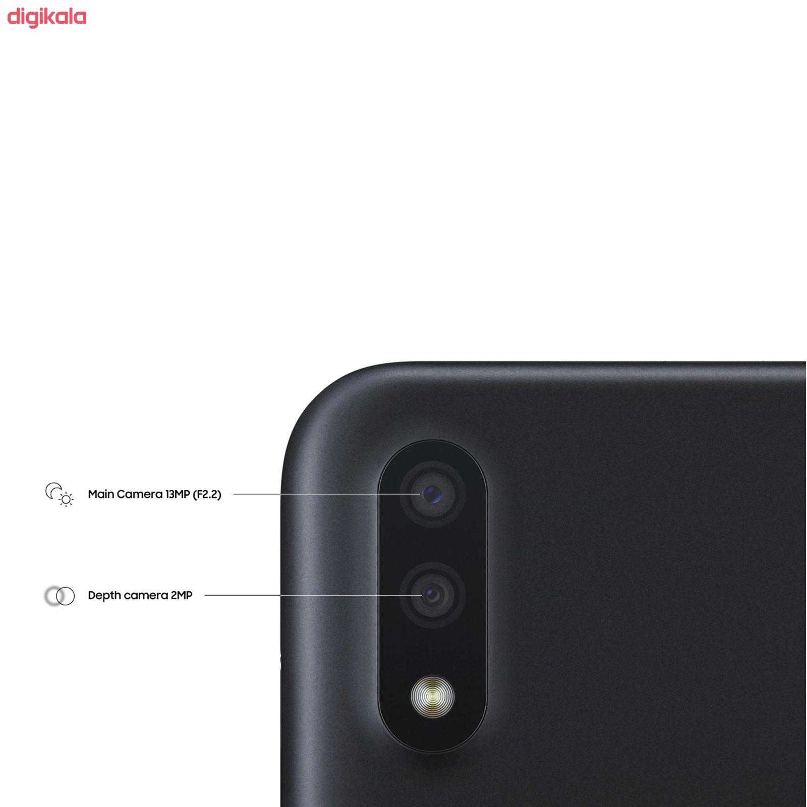 گوشی موبایل سامسونگ مدل Galaxy A01 SM-A015F/DS دو سیم کارت ظرفیت 16 گیگابایت main 1 6