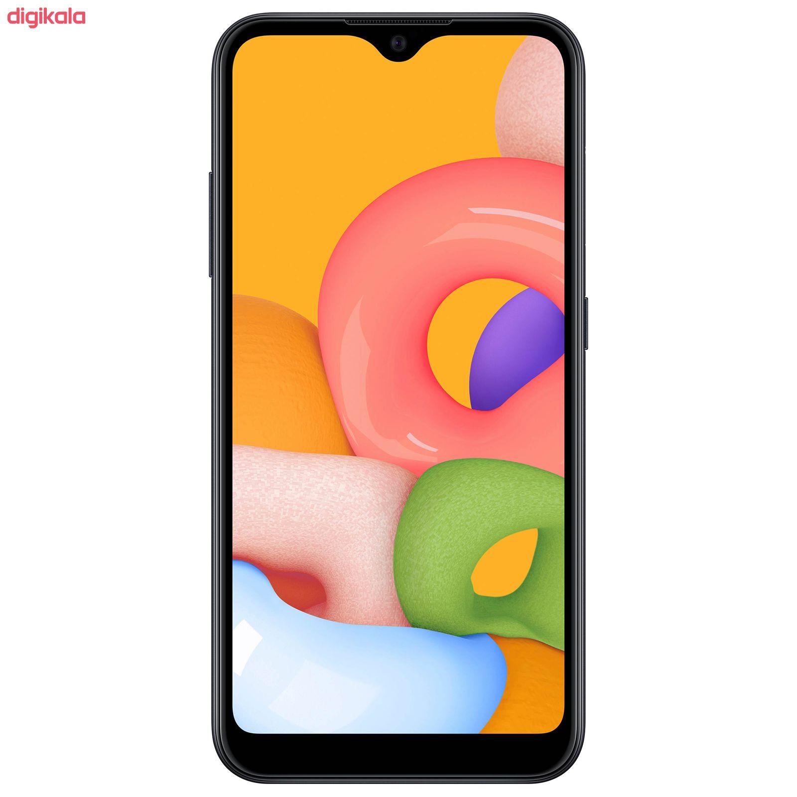 گوشی موبایل سامسونگ مدل Galaxy A01 SM-A015F/DS دو سیم کارت ظرفیت 16 گیگابایت main 1 17