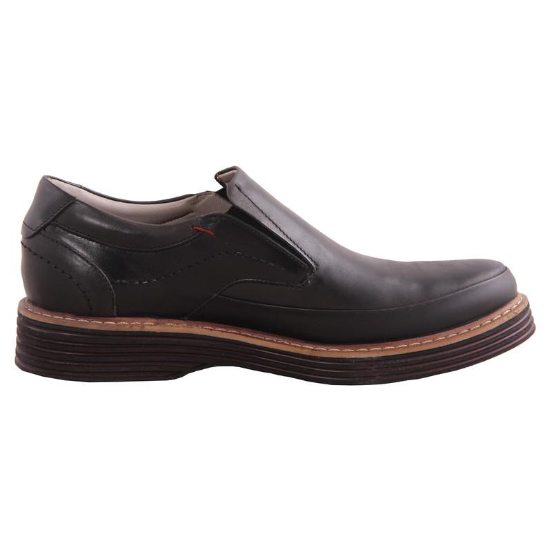 کفش روزمره مردانه شهر چرم مدل HO536-1