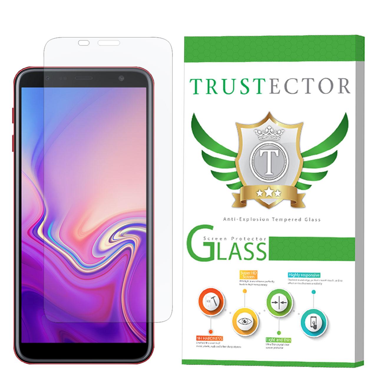 محافظ صفحه نمایش تراستکتور مدل GLS مناسب برای گوشی موبایل سامسونگ Galaxy J6 Plus 2018              ( قیمت و خرید)