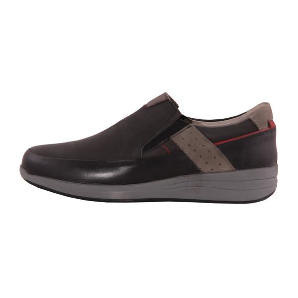 کفش روزمره مردانه شهر چرم مدل HO808-1