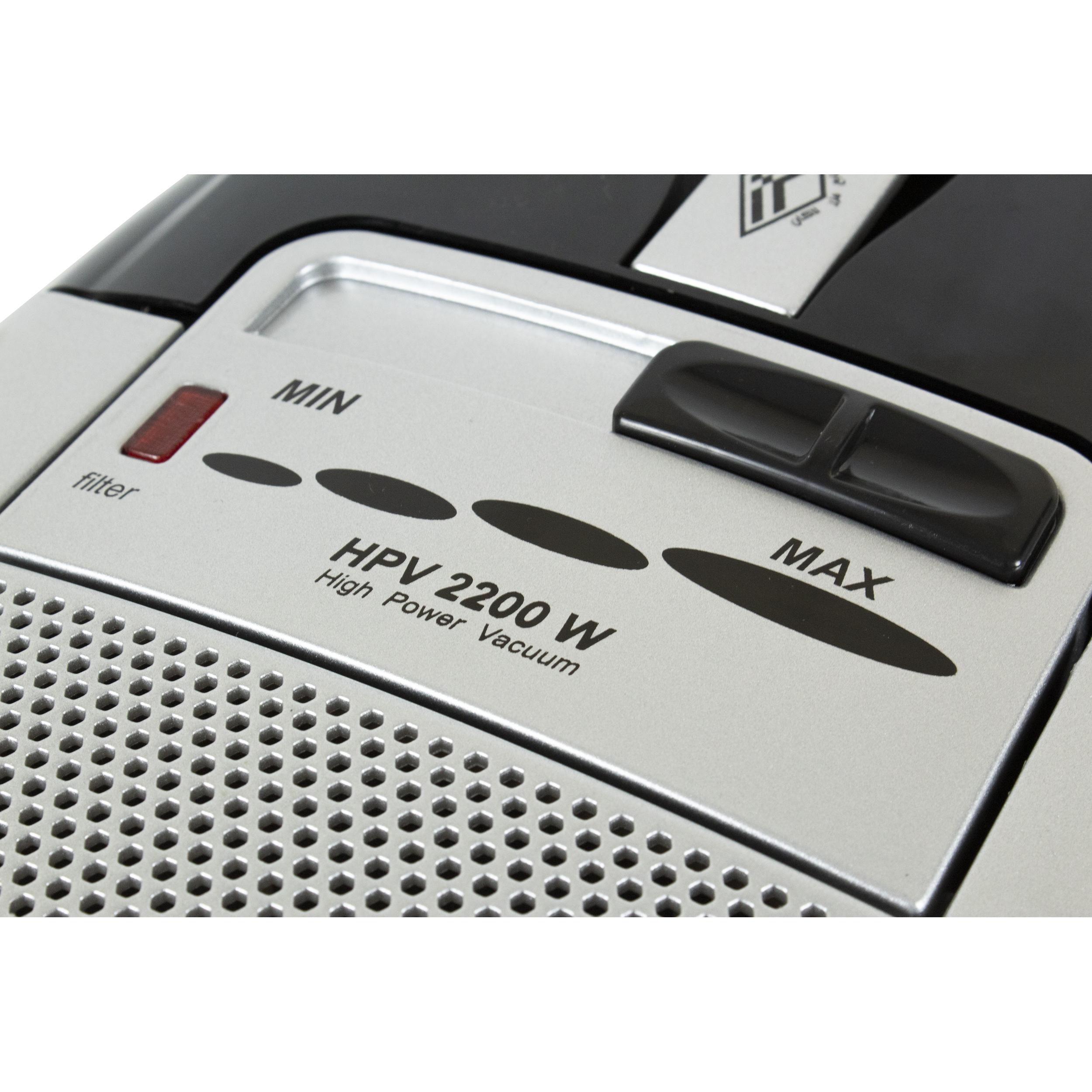 جاروبرقی خزر مدل HPV 2200W main 1 12