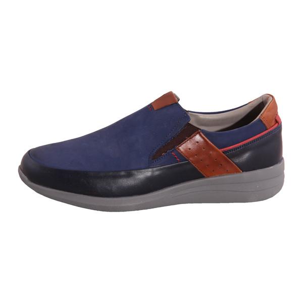 کفش روزمره مردانه شهر چرم مدل HO808-13