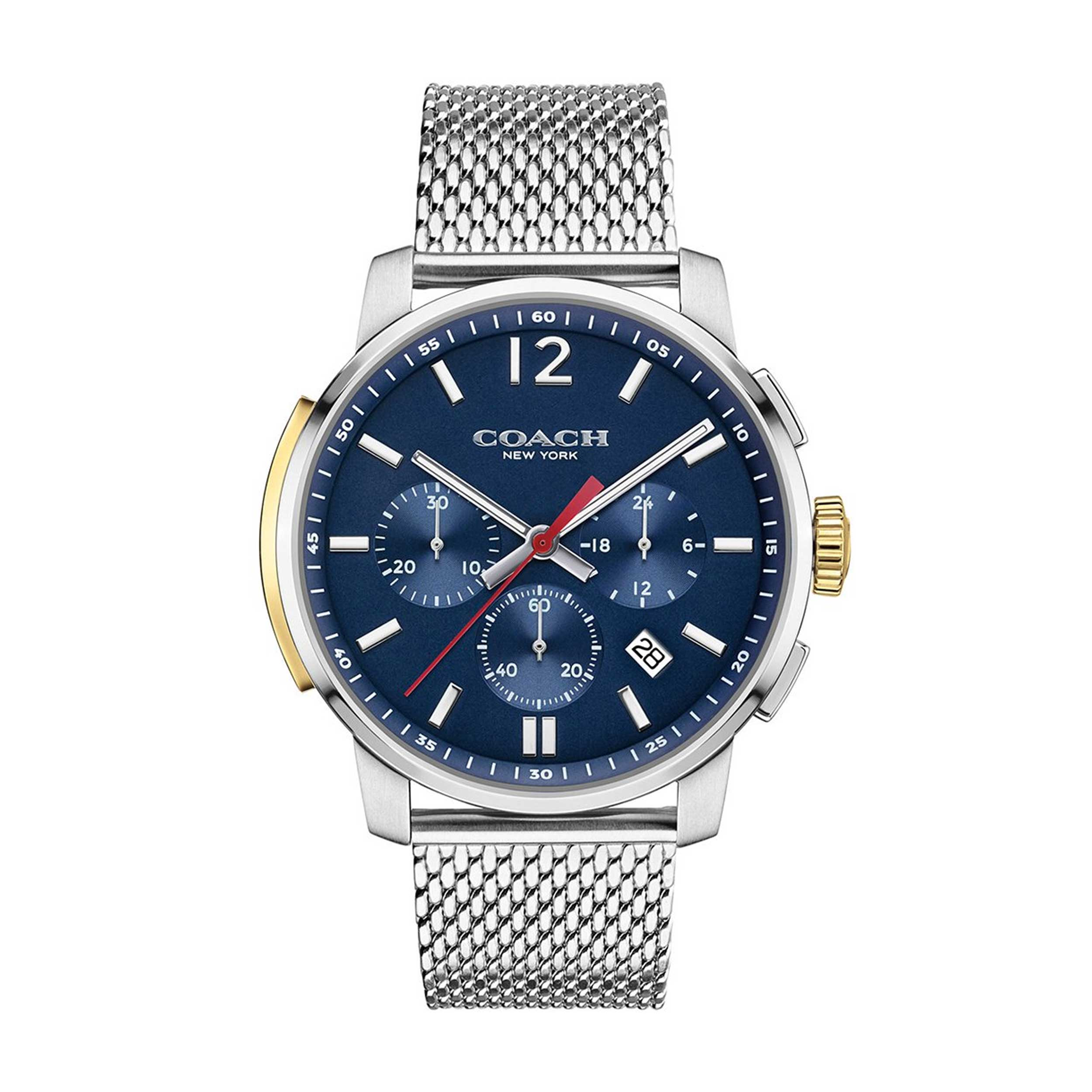 ساعت مچی عقربه ای مردانه کوچ مدل 14602022              ارزان