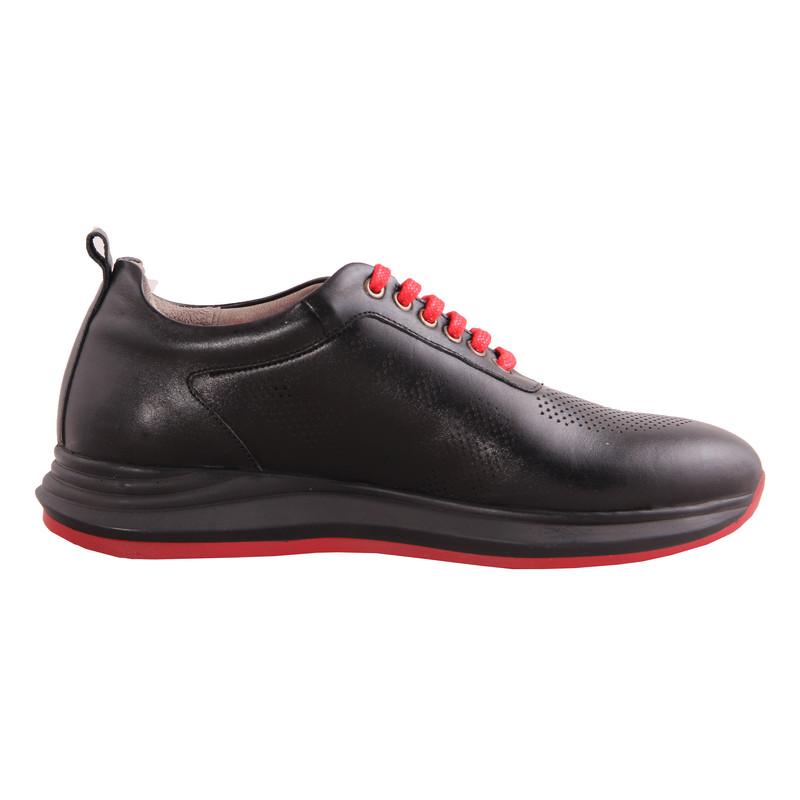 کفش روزمره مردانه شهر چرم مدل HO848-1
