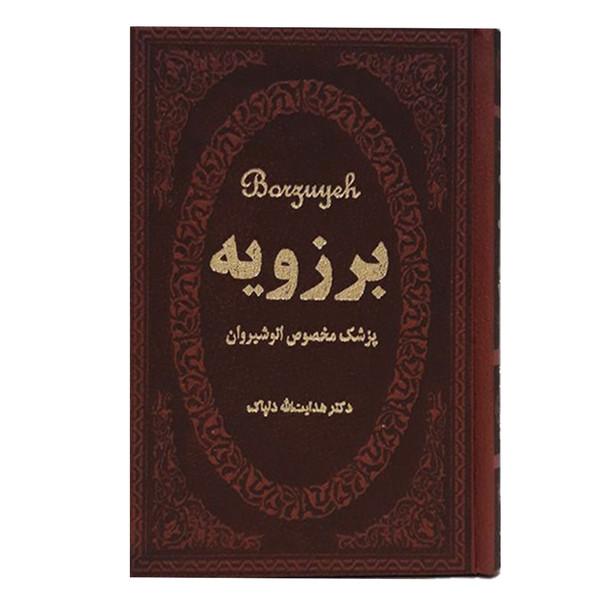 کتاب برزویه اثر هدایت اله دلپاک انتشارات پارمیس