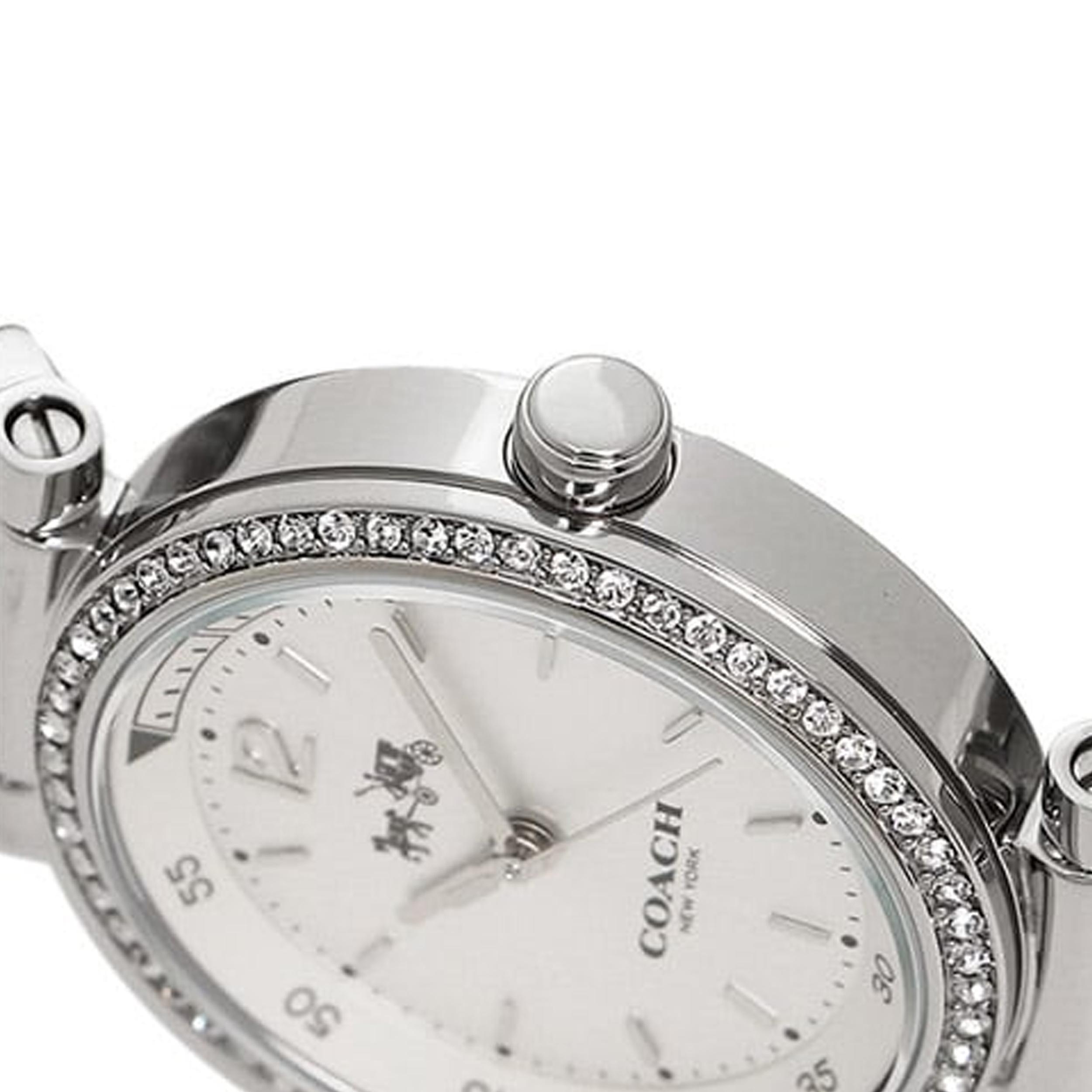 ساعت مچی عقربه ای زنانه کوچ مدل 14502194