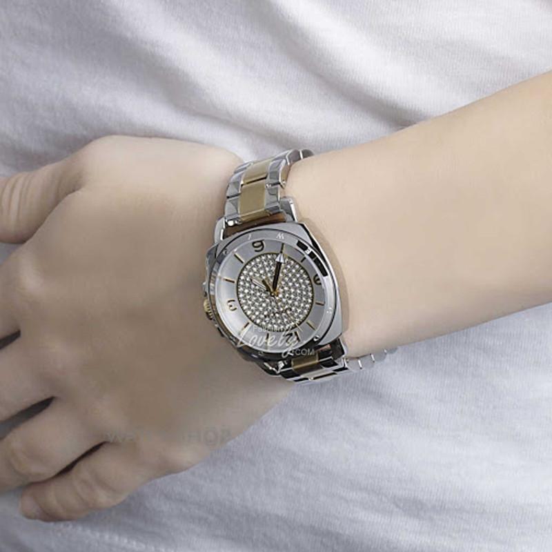 ساعت مچی عقربه ای زنانه کوچ مدل 14501998