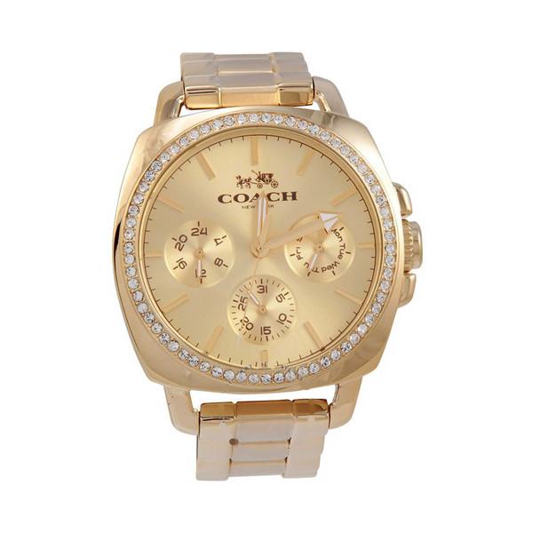 ساعت مچی عقربه ای زنانه کوچ مدل 14502080