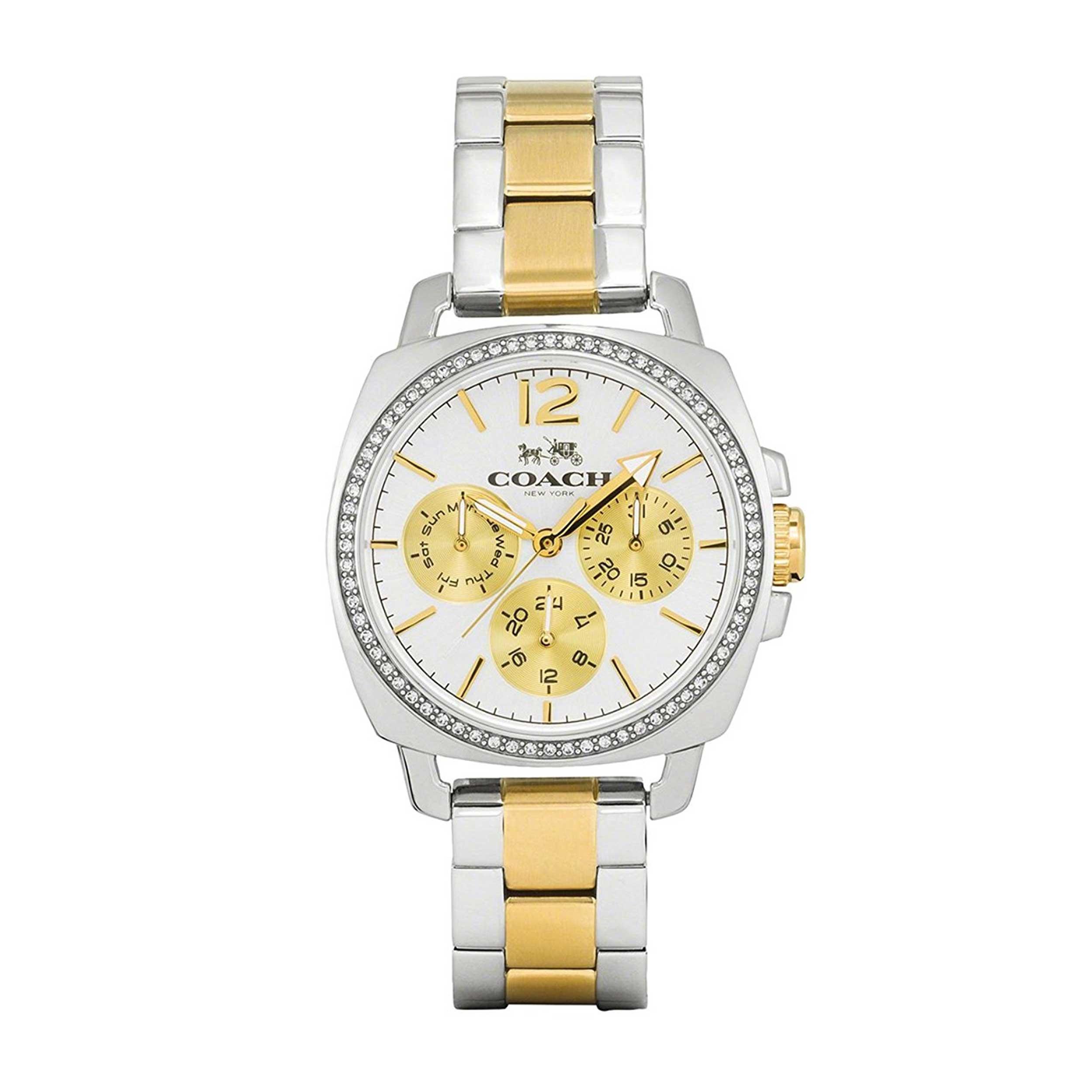 ساعت مچی عقربه ای زنانه کوچ مدل 14502129