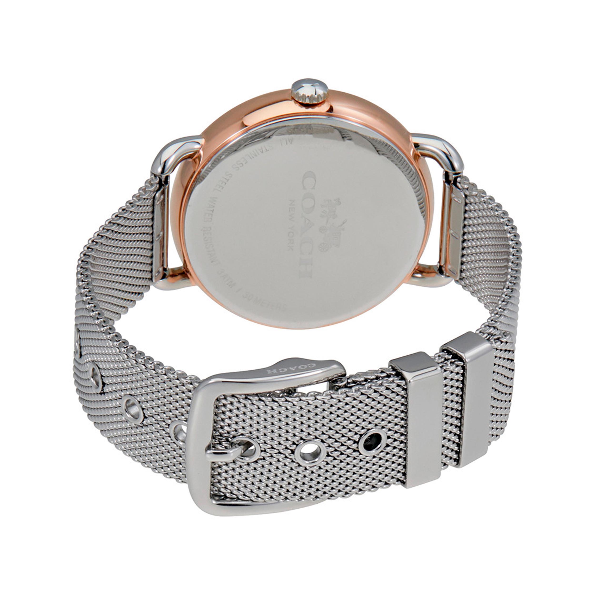 ساعت مچی عقربه ای زنانه کوچ مدل 14502266              ارزان