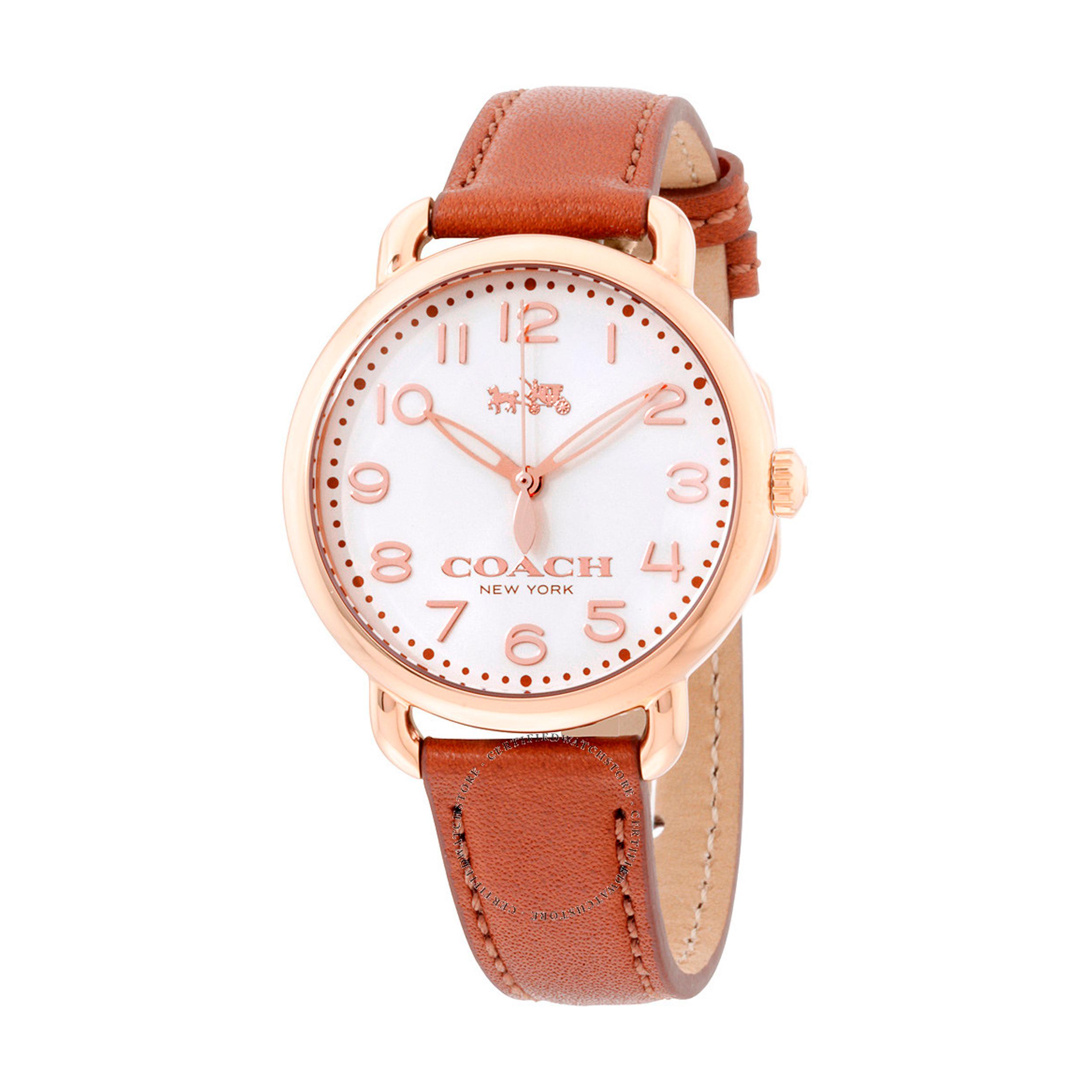 ساعت مچی عقربه ای زنانه کوچ مدل 14502268