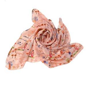 روسری دخترانه مدل تتیس کد 7800