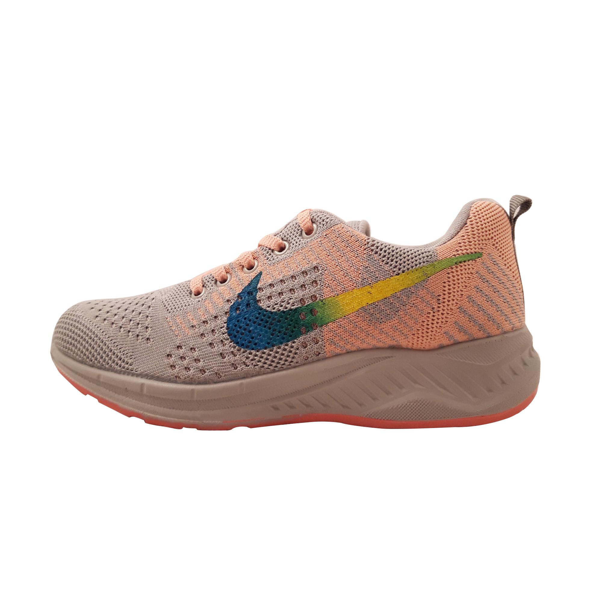 کفش مخصوص پیاده روی زنانه کد s206