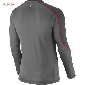 تی شرت مردانه سالومون مدل Trail Runner LS Tee