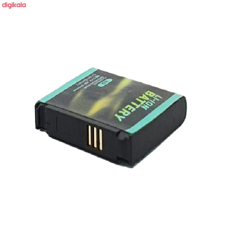 باتری موبایل مدل BQ ظرفیت 1000 میلی آمپر ساعت مناسب برای گوشی موبایل سامسونگ G808 main 1 2