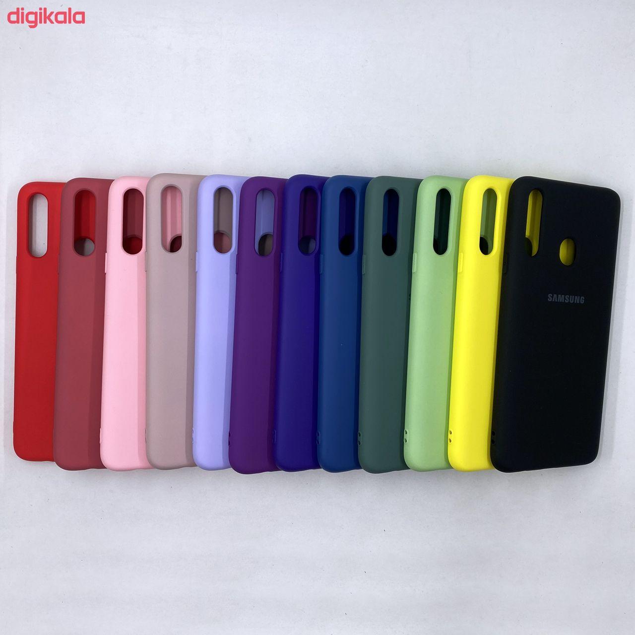کاور مدل SCN مناسب برای گوشی موبایل سامسونگ Galaxy A20s main 1 2