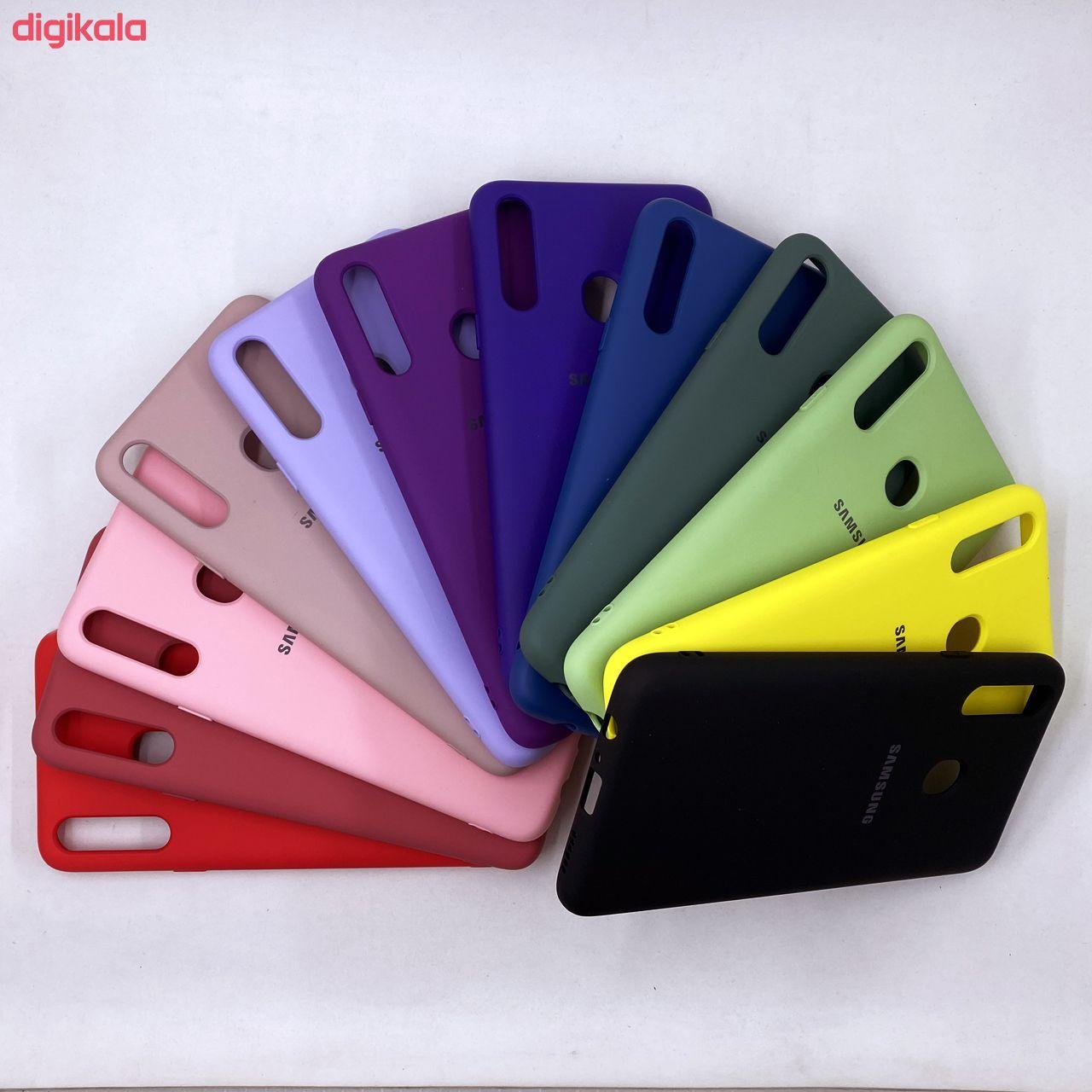 کاور مدل SCN مناسب برای گوشی موبایل سامسونگ Galaxy A20s main 1 22