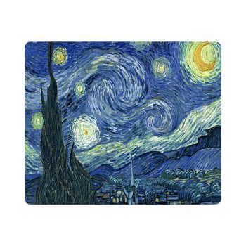 ماوس پد طرح نقاشی شب پر ستاره ونگوگ مدل MP1067