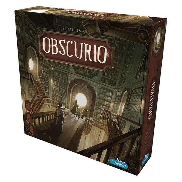 بازی فکری مدل آبسکوریو Obscurio
