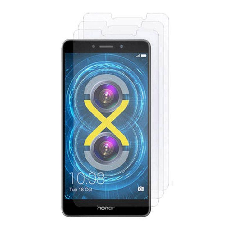 محافظ صفحه نمایش وایت ولف مدل WGS مناسب برای گوشی موبایل آنر 6X بسته 3 عددی main 1 1