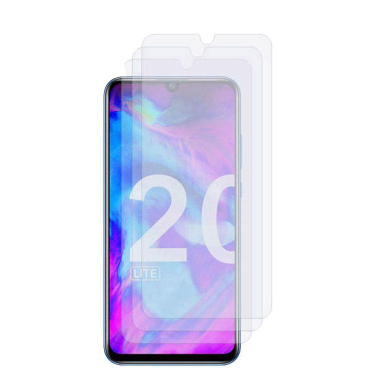 محافظ صفحه نمایش وایت ولف مدل WGS مناسب برای گوشی موبایل آنر 20 lite 2019  بسته 3 عددی main 1 1