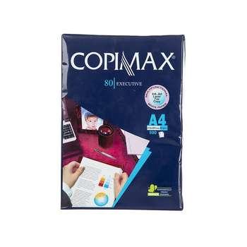 کاغذ A4 کپی مکس مدل CM بسته 500 عددی